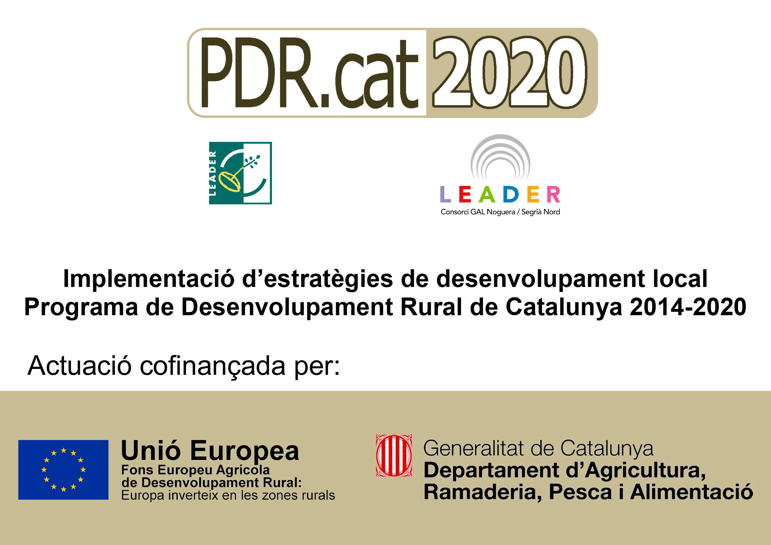 Nova convocatòria d'ajuts Leader 2020