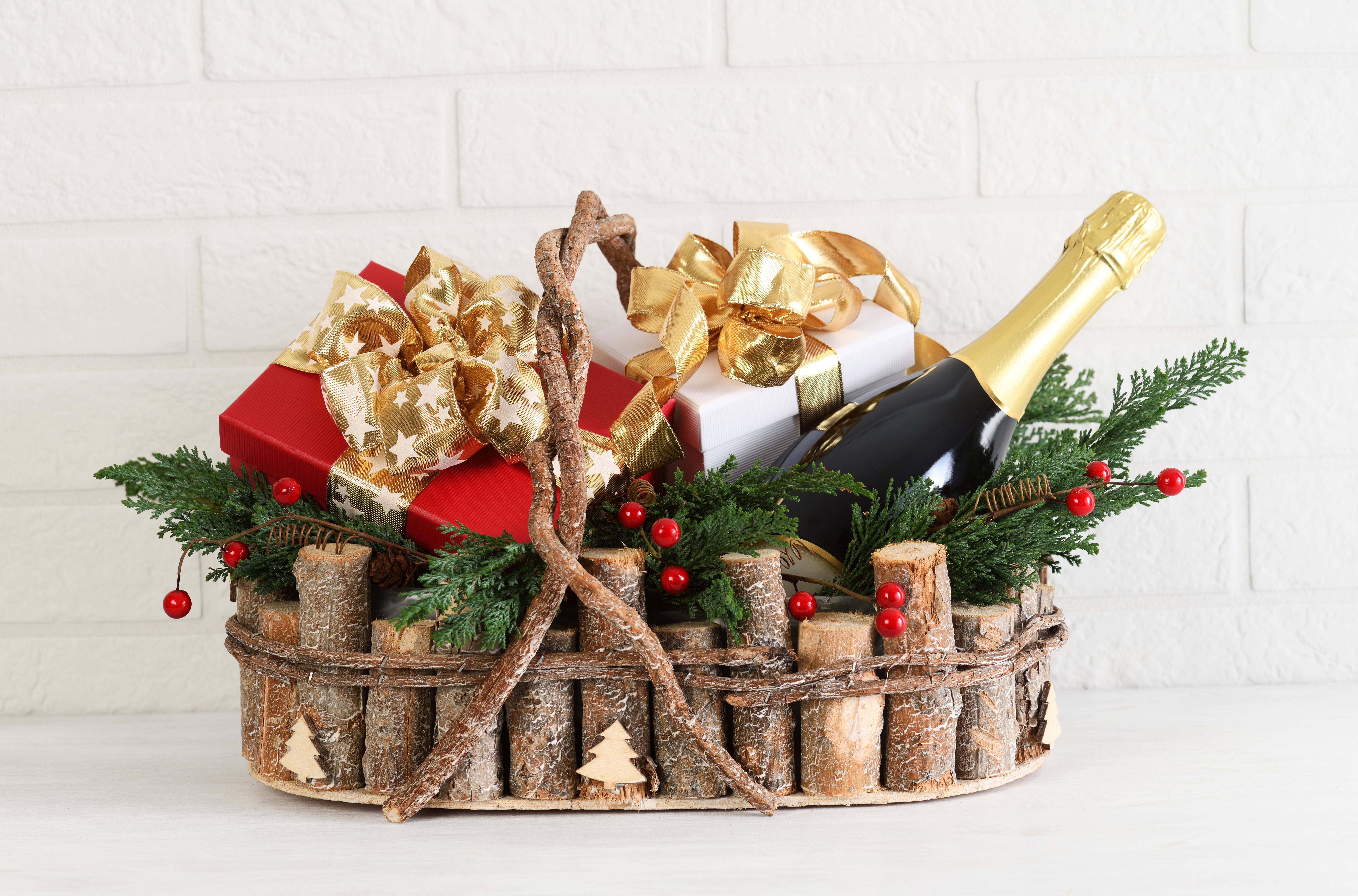 Fiscalitat de les cistelles i regals de Nadal de l'empresa